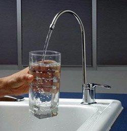 Установка фильтра очистки воды город Воронеж