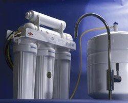 Установка фильтра очистки воды в Воронеже